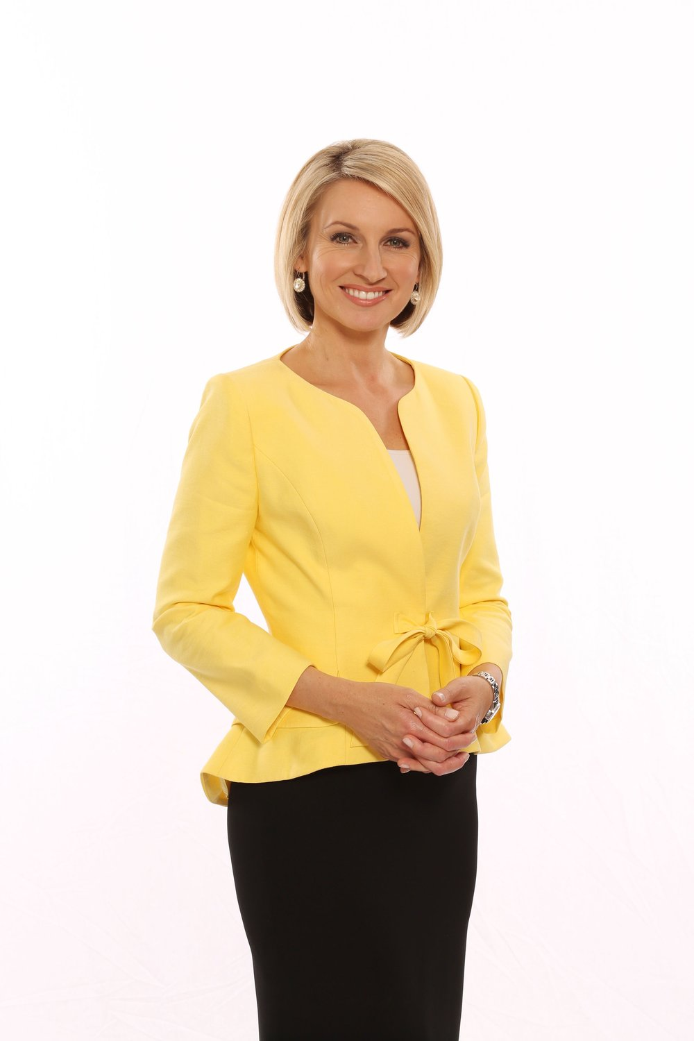"Georgina Lewis - Ten Eyewitness News ""Kindness is key to happiness.  It's being respectful of others. Whether it's taking a moment to ask, ""how are you?"" or catching someone's eye with a smile, it's the littlest of gestures that often mean the most. """