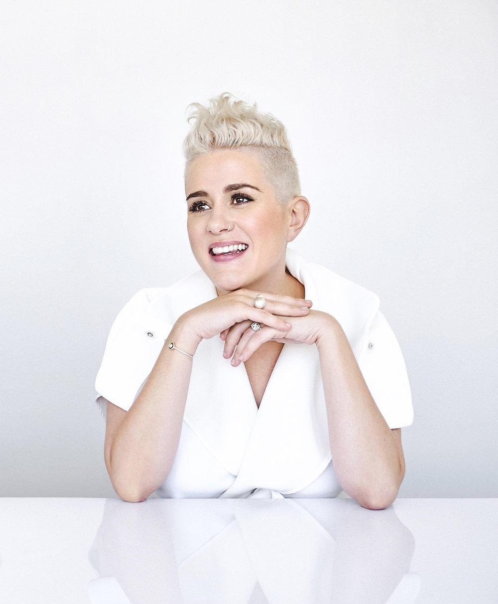"Katie Noonan - Australian Singer/Songwriter ""Kindness to me is Love. Kindness to me is empathy and the ability to see something from another perspective other than your own."""