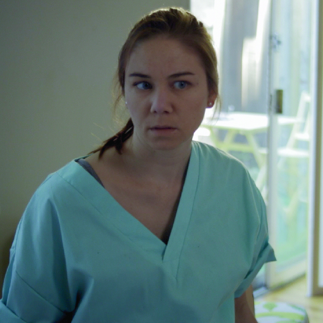 Nurse   She's an under qualified nurse who cannot help Lil when she's in need. When it comes to allergies this nurse is incompetent and thinks Lil needs to talk to someone, but Lil is constantly talking. The Nurse is played by Melissa Bailey.  IMDB page