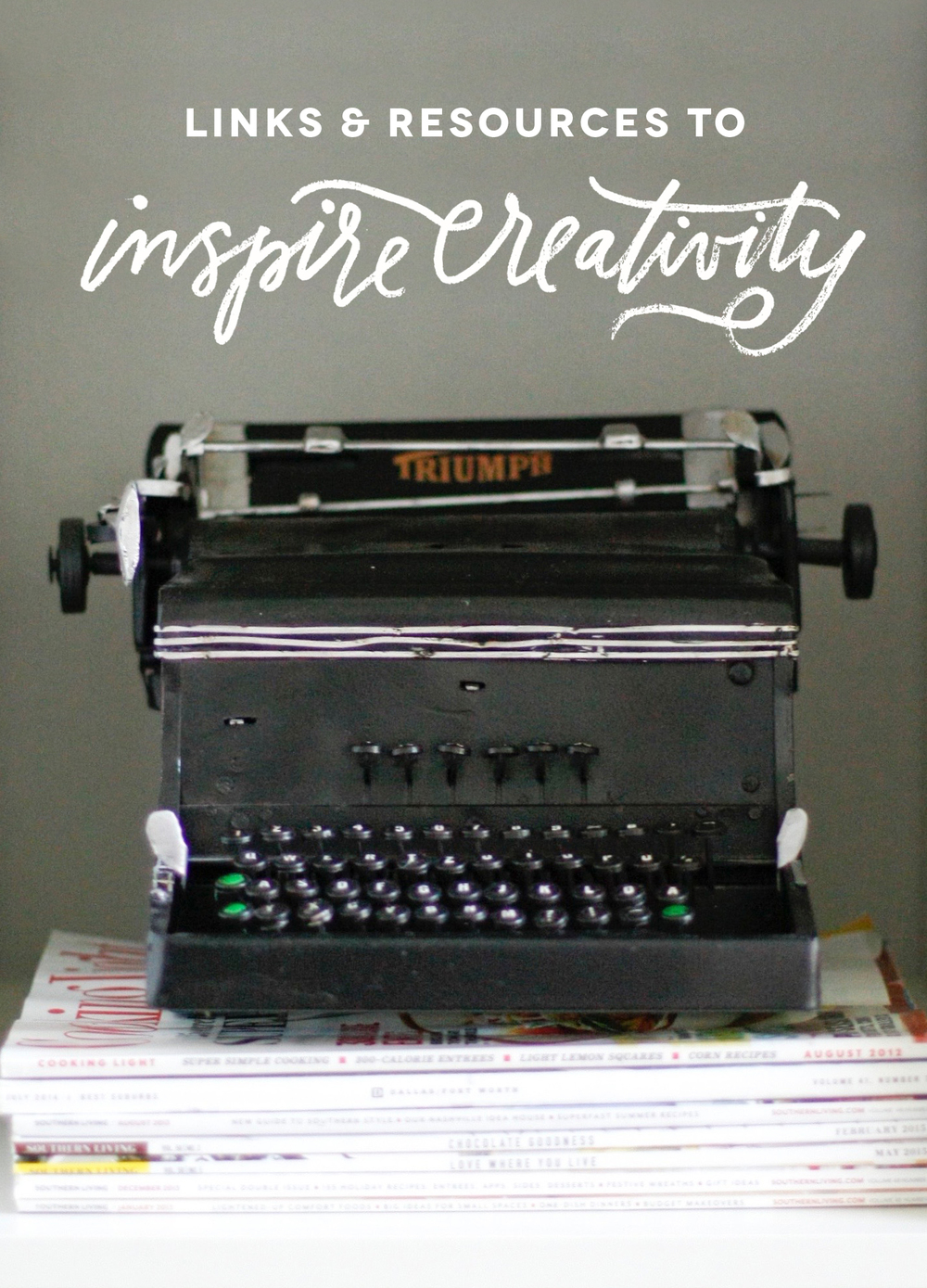 inspire creativity links