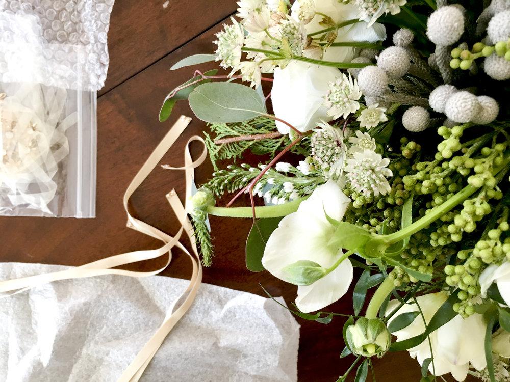 natural florals