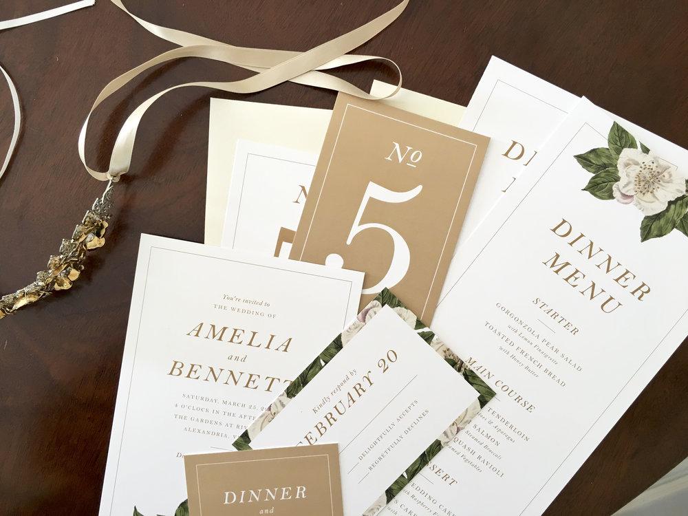 british countryside wedding invitations