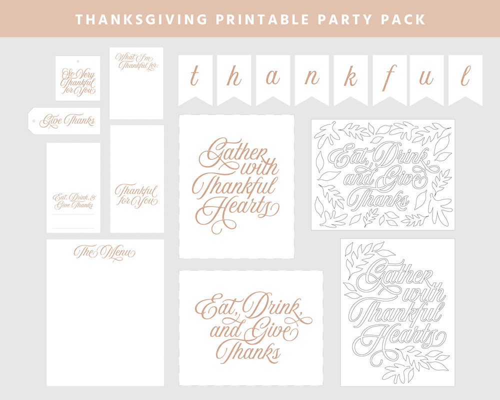 thanksgiving-printables