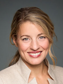 Minister of Heritage, Melanie Joly