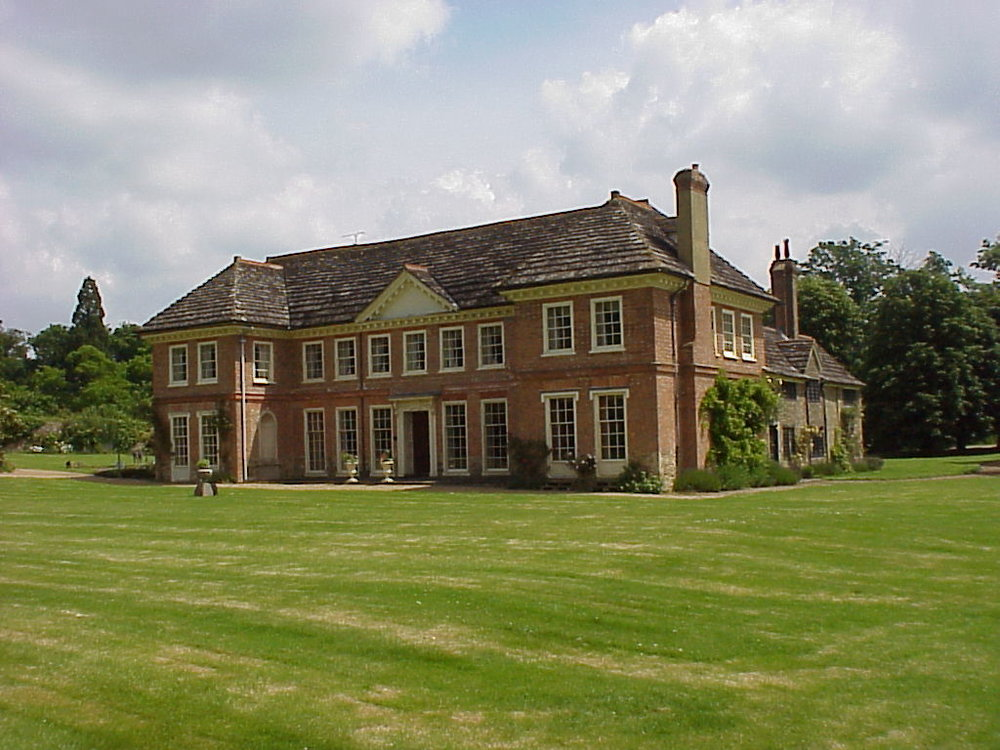 Shelley's home near Horsham.