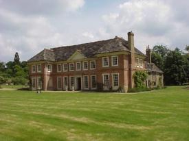 Shelley's home near Horsham