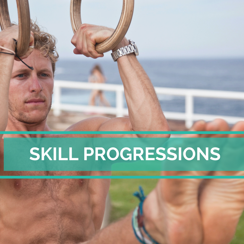 Copy of Skill progression