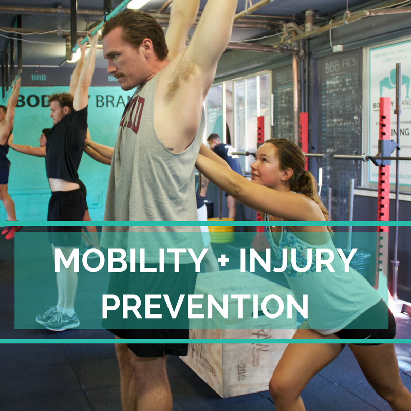 Improve mobility & prevent injuries