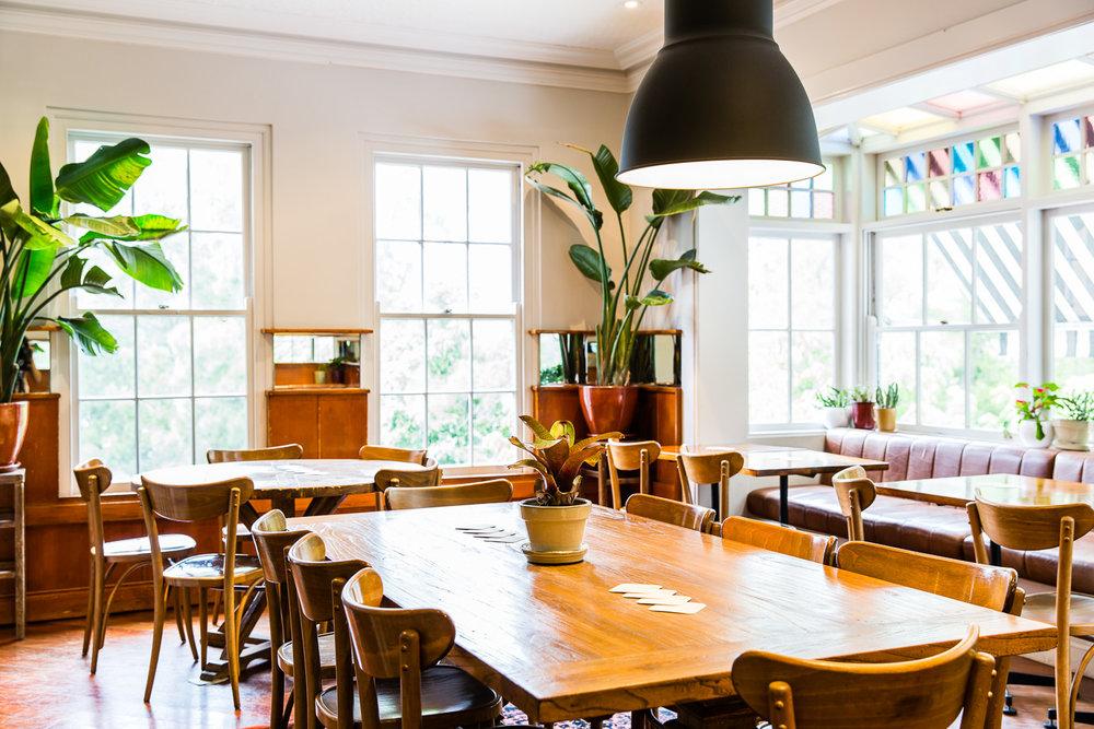 Bridegview Hotel Dining Area
