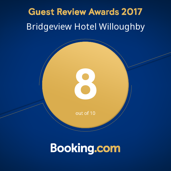 Bridgeview Hotel Award