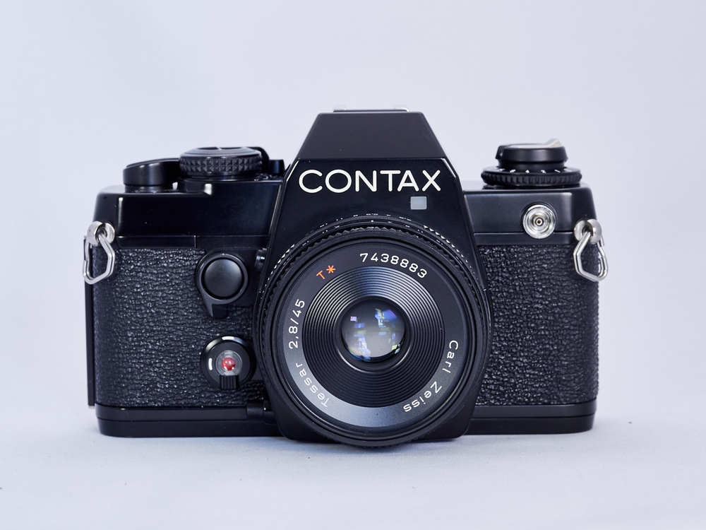 Contax 139 Quartz Tech Data