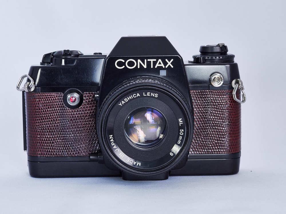 Contax 137 MA Tech Data