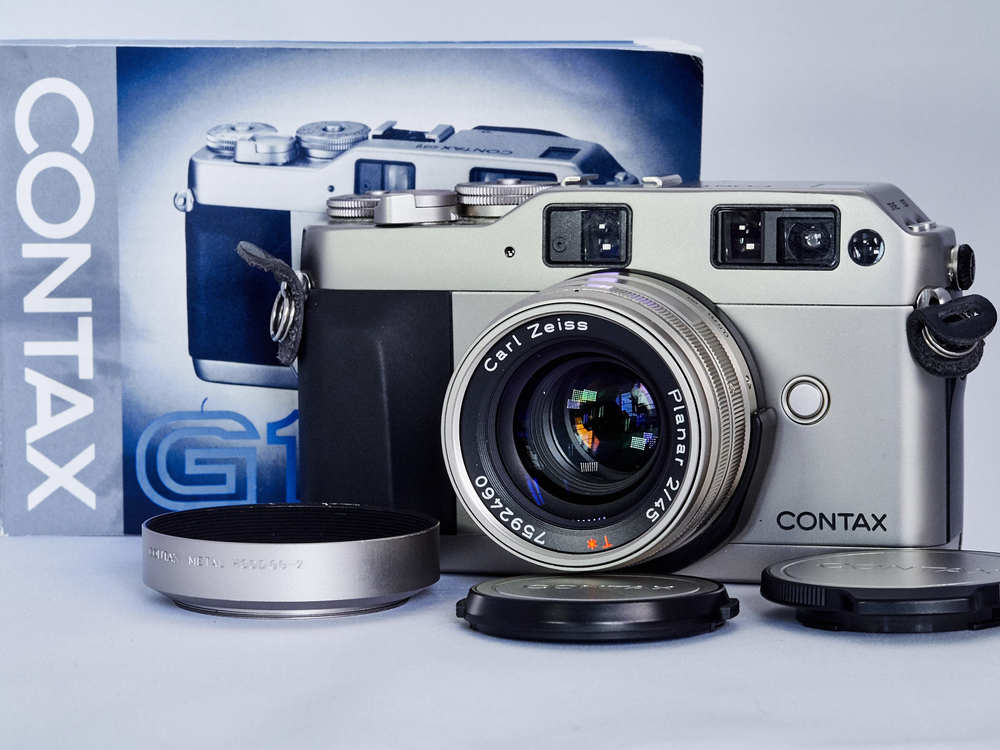 Contax G1 (Silver Label) Tech Data