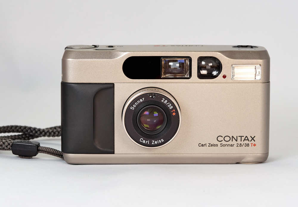 Contax T2 Compact 35mm Camera