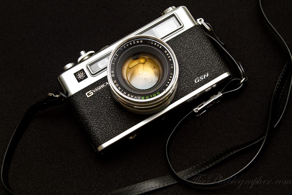 The Yashica Electro 35 GSN Rangefinder by Chris Gampat of the Phoblographer.