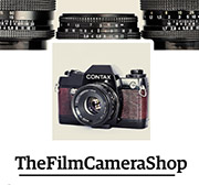 Quality Film Cameras, Lenses, and Accessories.
