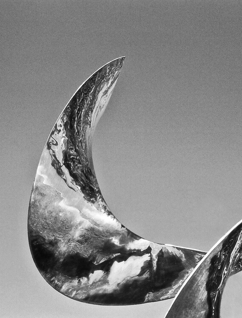 """""""Sculpture and Sky"""" by Derrick Story"""