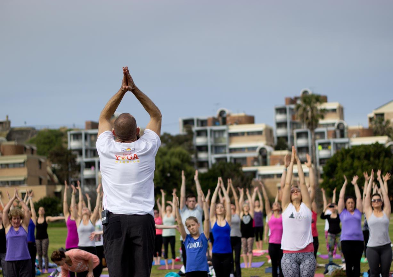 Yogathon - Matt Worley