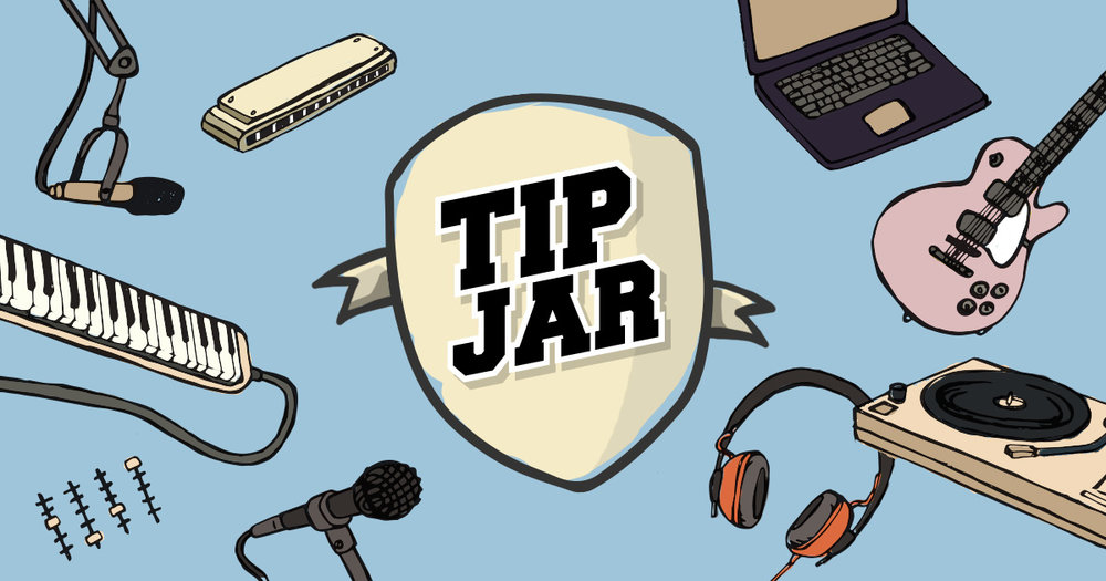 TIP JAR SONGWRITING COMPETITION