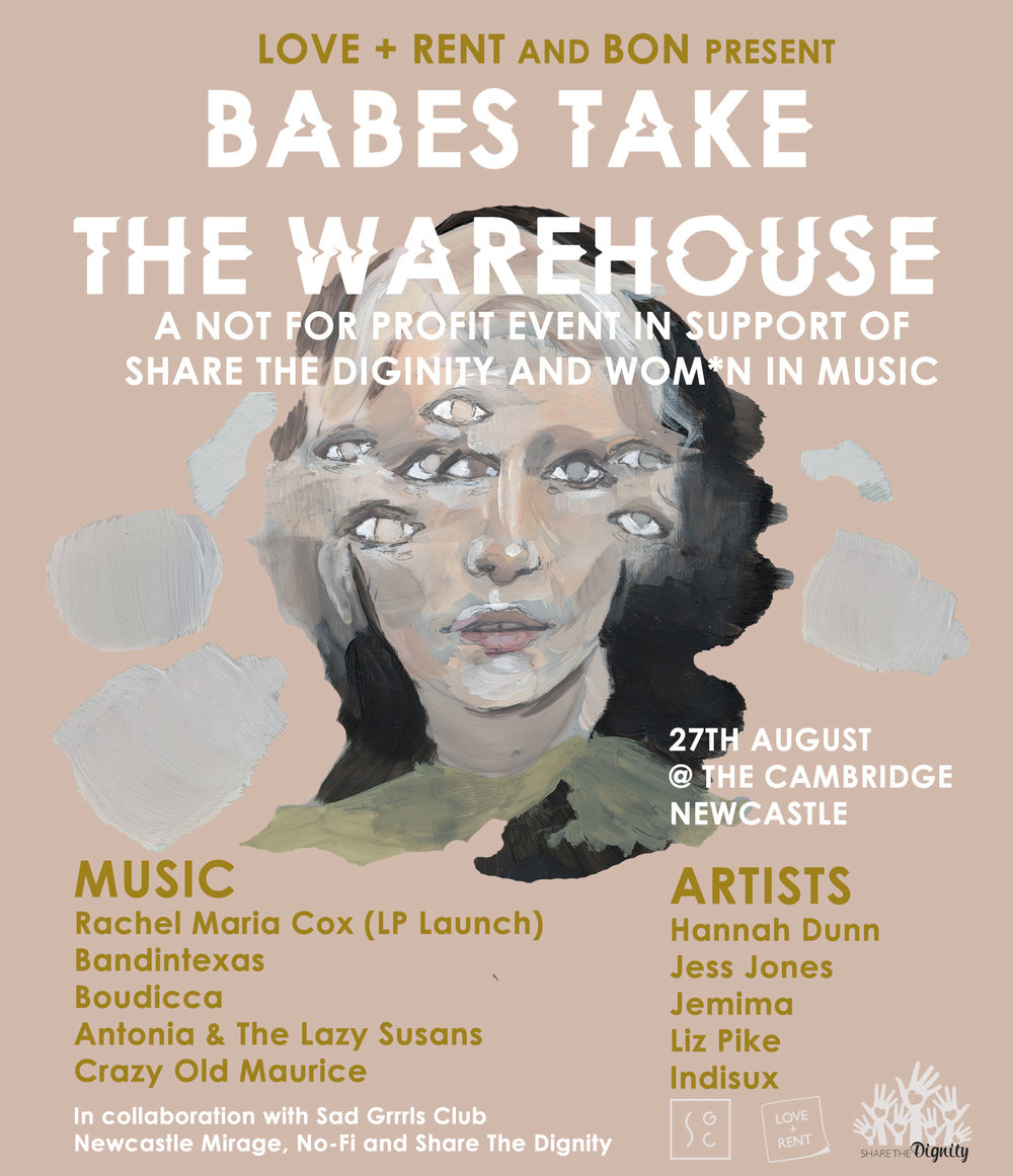 babes take the warehouse newcastle the cambridge hotel