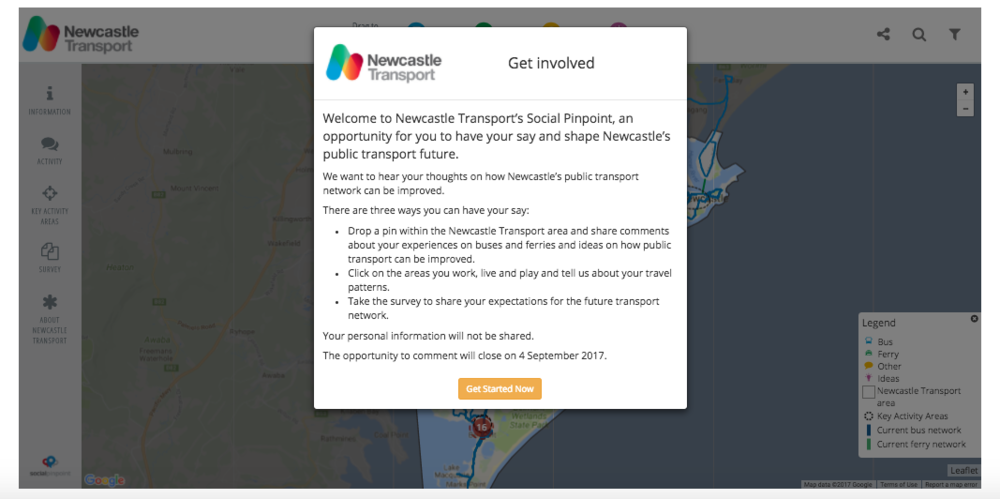 have your say newcastle transport nsw