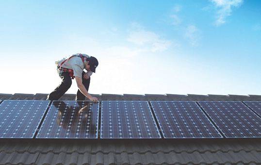 Solar power solutions Newcastle