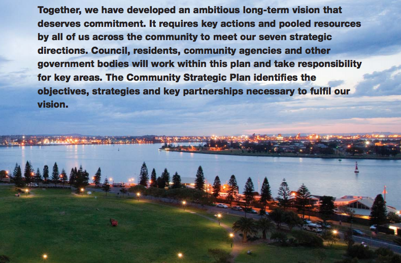 council newcastle city smart city plan document