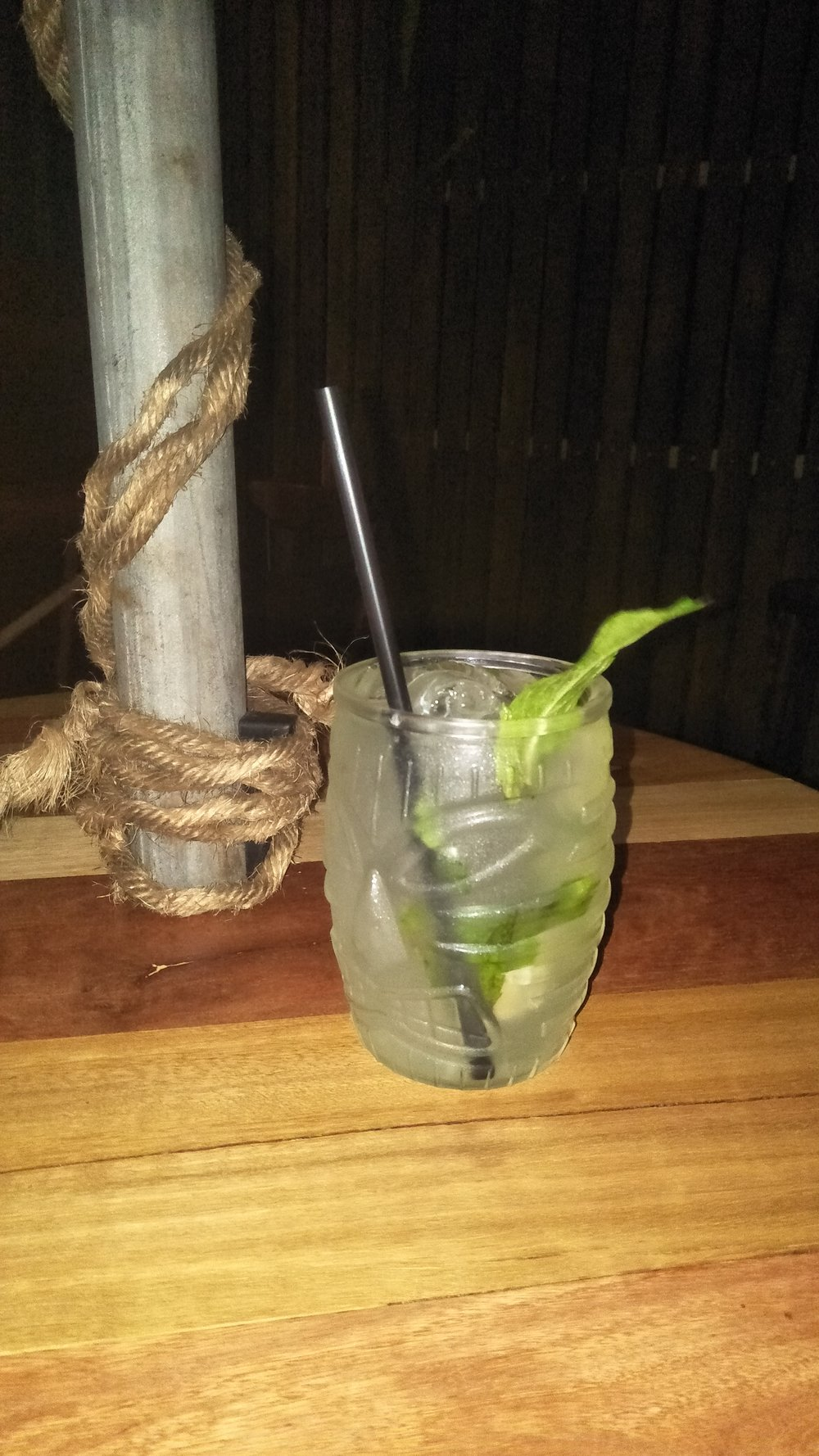 The Mojito Flying Tiger