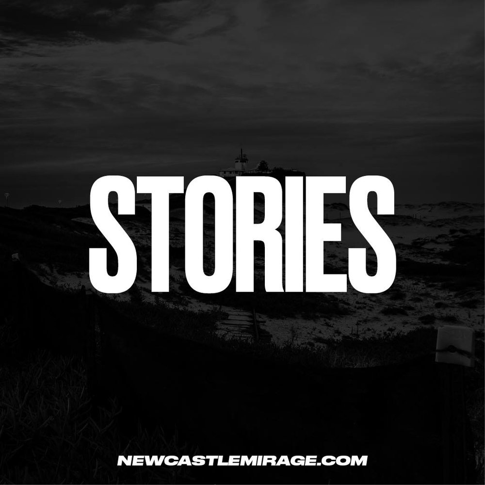 Stories at Newcastle Mirage