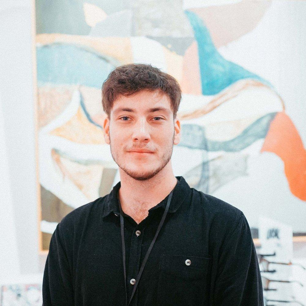Meet Krystyan Nowak - a.k.a BUSTER