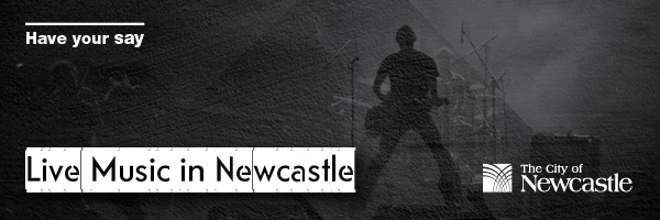 newcastle city council live music have your say