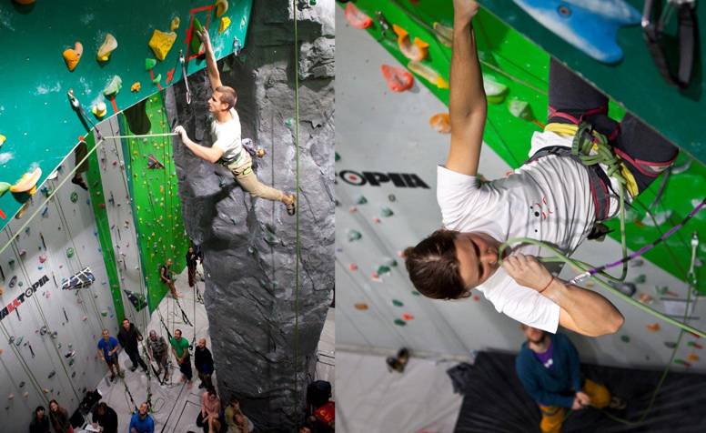 Previous competitions held at The Rock.