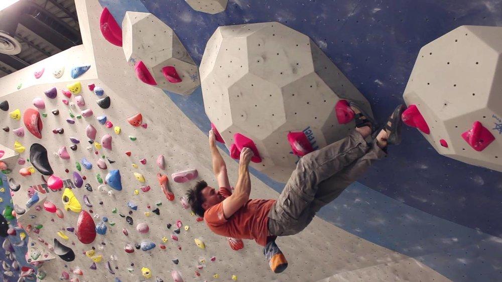 Momentum Indoor Climbing, Utah