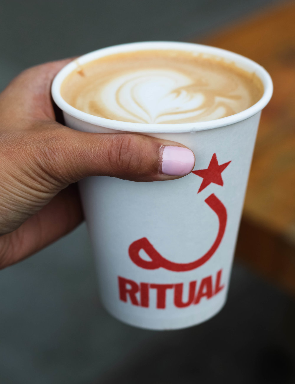 Sugar and Stamps: Ritual Coffee Roasters in San Francisco