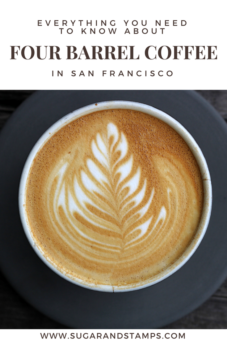 Coffee Talk: Four Barrel Coffee in San Francisco