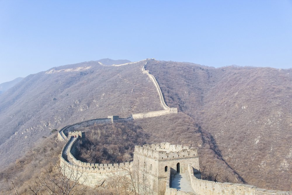 Transit Visa Requirements for a Layover in China - The Great Wall of China