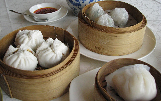 DIM SUM DUMPLINGS / SOURCE:  FLICKR