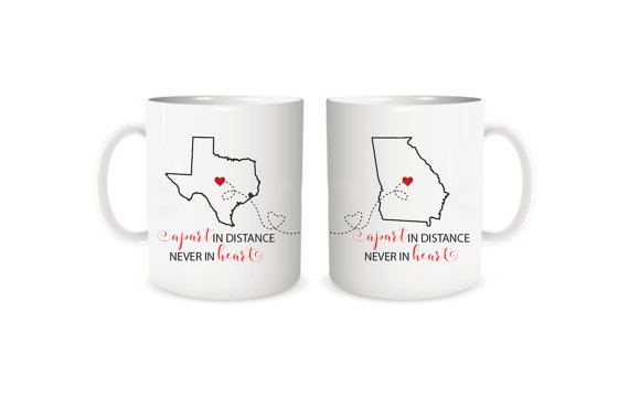 long distance travel mug gift set
