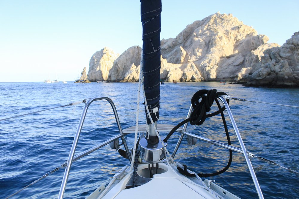 Sunset Sailing Cruise with Cabo Sailing