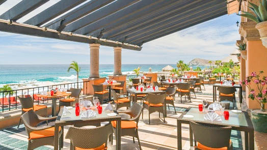 Photo: Sheraton Grand Los Cabos, Tomatoes Restaurant