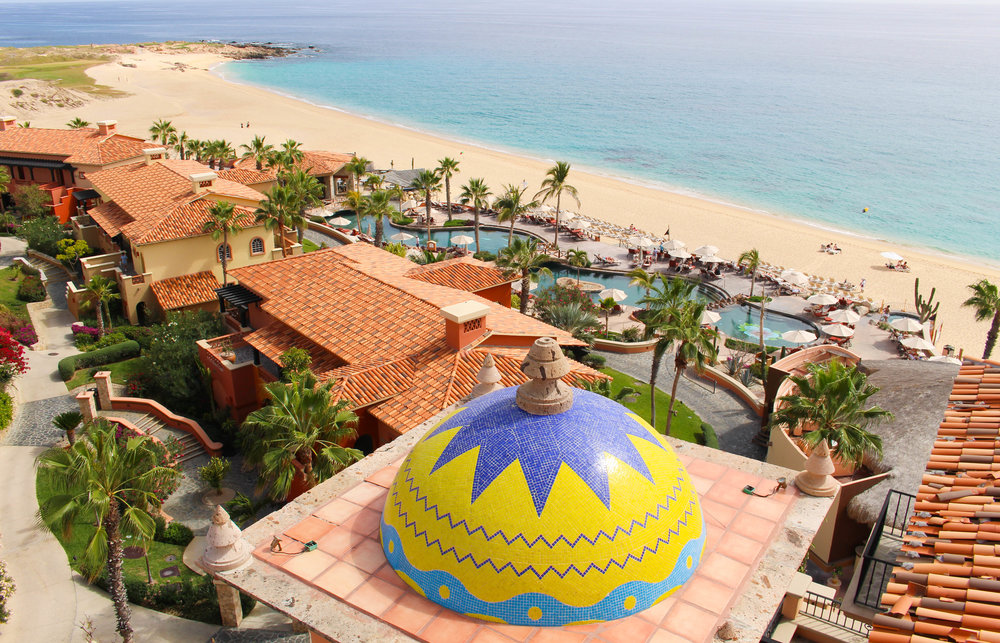Luxurious Stay at the Sheraton Grand Los Cabos
