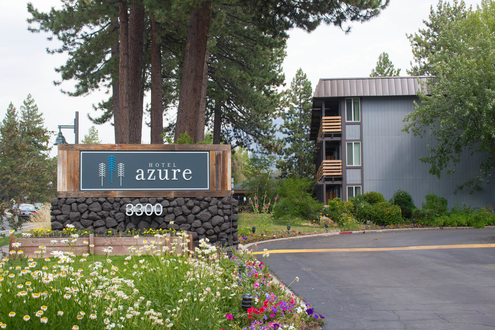 SUMMER TRAVEL GUIDE TO SOUTH LAKE TAHOE - hotel azure
