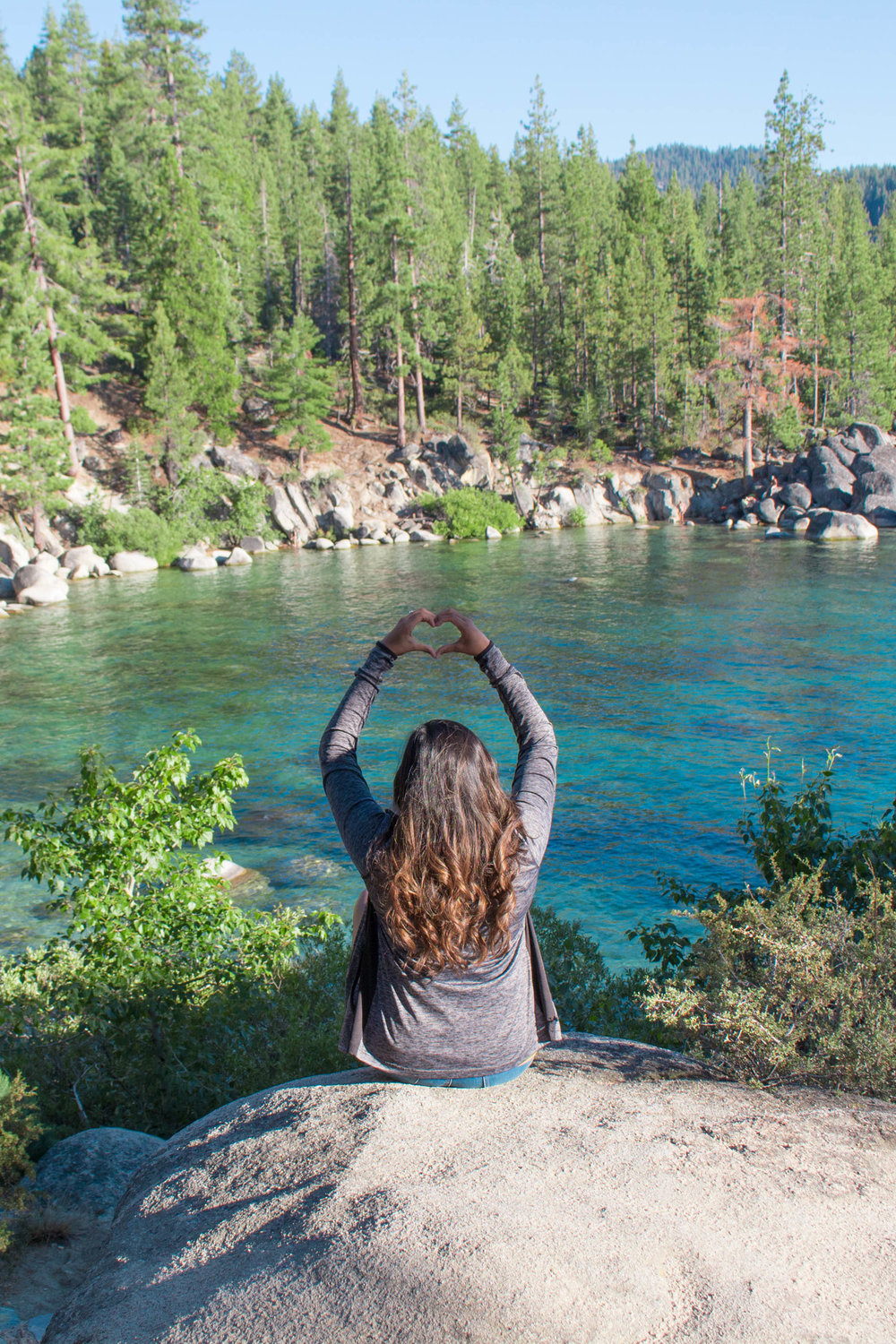 SUMMER TRAVEL GUIDE TO SOUTH LAKE TAHOE