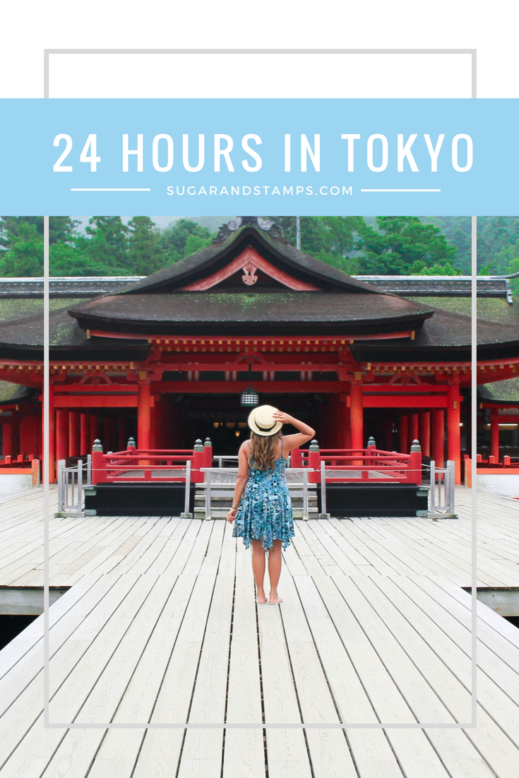24 Hours in Tokyo, Japan