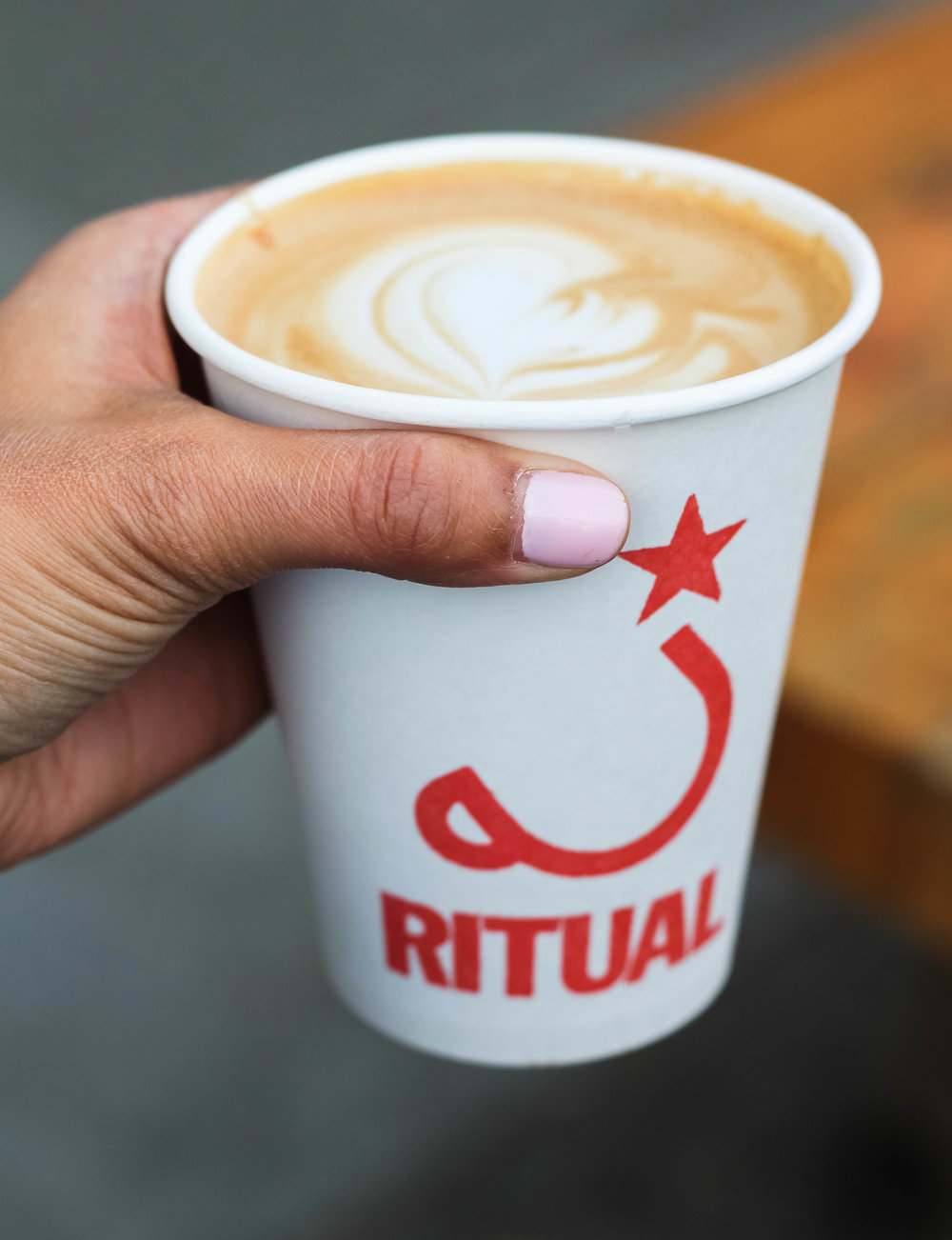 Best Coffee Shops in San Francisco: Ritual Coffee