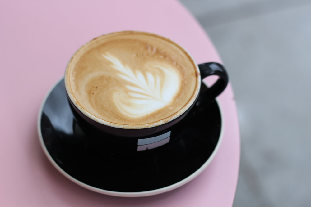 Best Coffee Shops in San Francisco: Cafe Reveille