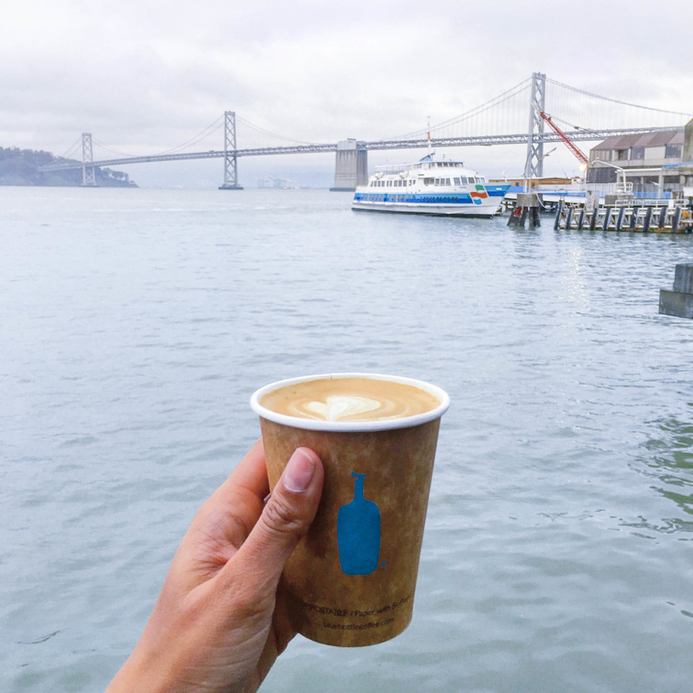 Best Coffee Shops in San Francisco: Blue Bottle