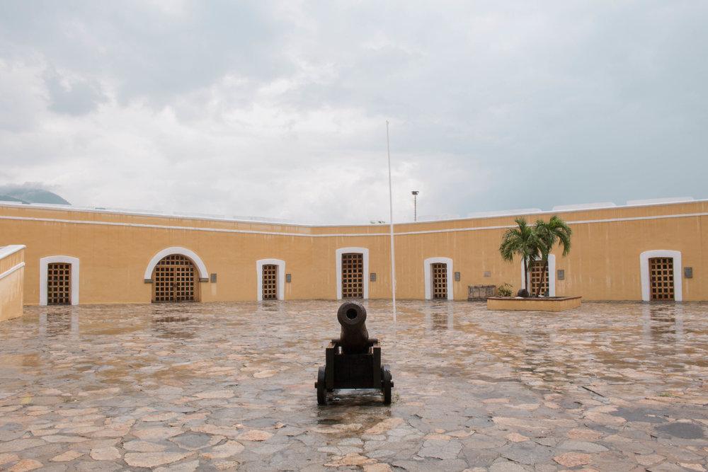 SAN DIEGO FORT ACAPULCO MEXICO
