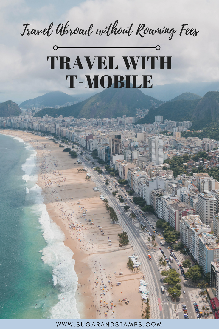 Traveling the World with T-Mobile