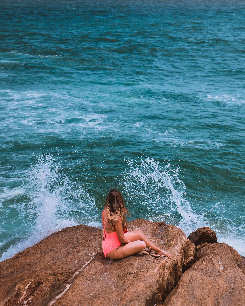 Best Beaches in Rio De Janeiro, Brazil: Praia do Arpoador